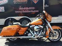 2015 Harley-Davidson Street Glide STREET GLIDE Pure