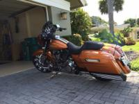 Custom 15 streetglide Special, over $32000 invested in