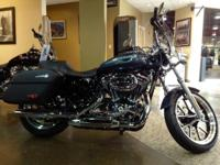 2015 Harley-Davidson SuperLow 1200T Sweet custom color!
