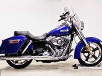 2015 Harley-Davidson Switchback New Easily convertible