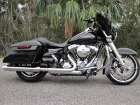 2015 Harley Davidson FLHXS Street Glide Special with