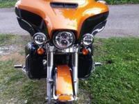 2015 Harley-Davidson Electra Glide Ultra Limited. 21