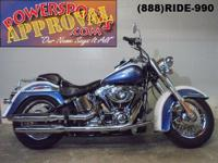 2015 Harley Davidson used Softail Deluxe for sale only