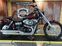 Motorcycles Dyna 8180 PSN. 2015 Harley-Davidson Wide