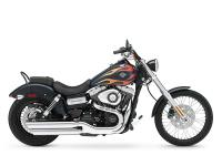2015 Harley-Davidson Wide Glide BLACK DENIM This is the