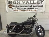 2015 Harley-Davidson XL-1200CP Custom program Sportster