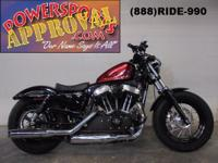 2015 Harley Davidson XL1200x Forty Eight for sale with