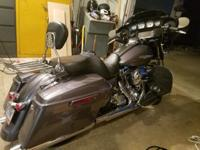 2015 Street Glide Special - Soft lowers, 4 point