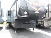 2015 Heartland Cyclone 4000 New 40 Toy Hauler Fifth