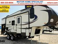 2015 Heartland ElkRidge Xtreme Light E22 W/Slide & Ext