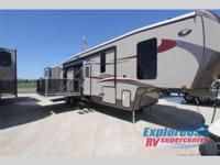 2015 HEARTLAND GATEWAY 3700PTB - FIFTH WHEEL