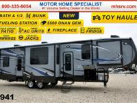 WHY SETTLE FOR LESS Fifth Wheels Fifth Wheels 5306 PSN