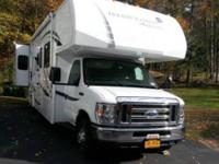 2015 Holiday Rambler Augusta 31M Ford E450 V-10 *