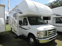 This Holiday Rambler Augusta class C gas motor home