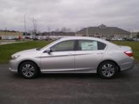 Body Style: Sedan Engine: I4 Exterior Color: Interior
