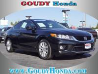 *** Honda Certified *** MOON ROOF, PUSH-TO-START,