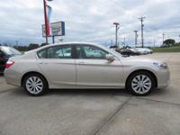 Look at this 2015 Honda Accord Sedan 4dr I4 CVT EX. Its