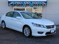 This Honda Certified Accord Sedan 4dr I4 CVT EX is a
