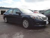 New Price! *HONDA FACTORY CERTIFIED!*, *LOCAL TRADE*,