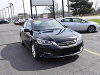 This 2015 Honda Accord Sedan EX is offered to you for
