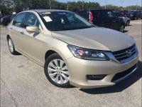 Clean Autocheck and One Owner. Accord EX, 4D Sedan,