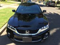 2015 Honda Accord EX-L Coupe. Great condition with lots