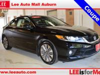 2015 Honda Accord EX-L Black Bluetooth, Hands free