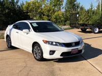 This 2015 Honda Accord Coupe EX-L is offered to you for