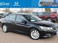Honda CERTIFIED... Ready for anything! CARFAX 1 owner