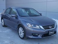 Options:  2015 Honda Accord Sedan Ex-L|/|V4 2.4 L