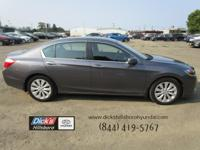 Beautiful 1-Owner, loaded 2015 Accord! LOW MILEAGE!!