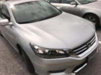 We are excited to offer this 2015 Honda Accord Sedan.