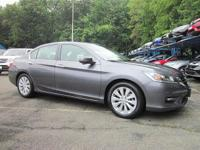 Recent Arrival! 2015 Honda Accord EX-L36/27