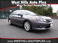 ACCORD EX-L 4D SEDAN  Options:  2-Stage Unlocking|Abs