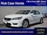 New Price! CARFAX One-Owner. Clean CARFAX. Certified.