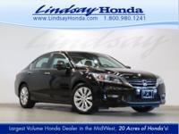 OVERVIEW This 2015 Honda Accord Sedan 4dr 4dr I4 CVT