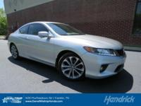 CARFAX 1-Owner, Honda Certified, Extra Clean, GREAT