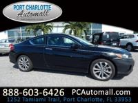 ***CLEAN CARFAX, ONE CAR OWNER*** At Port Charlotte