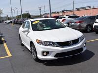 Check out this gently-used 2015 Honda Accord Coupe we