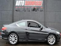 This 2015 Honda Accord Coupe 2dr 2dr V6 Manual EX-L