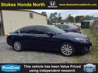 This Honda Accord Sedan is Certified Preowned! This