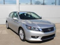 HONDA CERTIFIED, NON SMOKER, BACKUP CAMERA, MOONROOF,