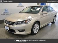 Honda Certified, CARFAX 1-Owner, ONLY 28,036 Miles! EX