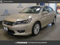 CARFAX 1-Owner, Honda Certified, ONLY 21,889 Miles! EX