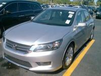 CARFAX 1-Owner, ONLY 22,650 Miles! EX trim, Alabaster