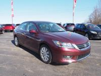 It doesn't get much better than this 2015 Honda Accord