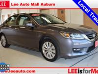 2015 Honda Accord EX Modern Steel Metallic Bluetooth,
