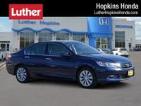 CARFAX 1-Owner, Superb Condition. FUEL EFFICIENT 34 MPG