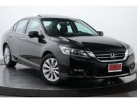 This 2015 Honda Accord Sedan 4dr Accord EX-L Sedan