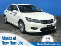 2015 Honda Accord EX-L *MAZDA CERTIFIED*, *ONE OWNER*,
